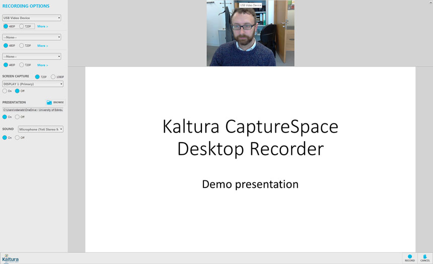 kaltura-desktop-recorder-presentation-mode